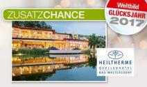 Luxus Wellnessferien für 2 in Österreich gewinnen