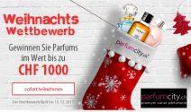 Parfumsets im Wert von CHF 1'000.- gewinnen