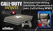 PS4 inkl. Call of Duty WWII gewinnen