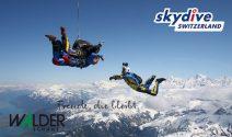 Skydive Jump zu zweit gewinnen