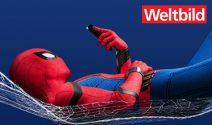 Spiderman Hängematte gewinnen