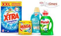 5 x Henkel Waschmittel Jahresvorrat gewinnen