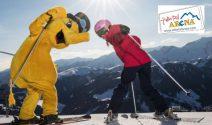Eine Woche Skiferien in der Zillertal Arena gewinnen