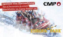 Europapark Weekend mit der ganzen Familie gewinnen