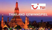 Flugtickets nach Bangkok gewinnen
