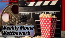 Jede Woche exklusive Film-Preise von MediaMarkt gewinnen