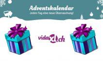 Jeden Tag tolle Preise beim vidaXL Adventskalender gewinnen