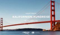 Kalifornien Rundreise im Wert von CHF 7'000.- gewinnen