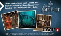 London Reise inkl. Harry Potter Erlebnis gewinnen