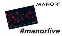Monatlich einen CHF 200.- Manor Gutschein gewinnen