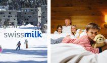 Skiweekend für die ganze Familie in Graubünden oder Coop Gutscheine gewinnen
