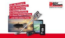 Sony TV, Samsung Tablet, Huawei Handy und vieles mehr gewinnen