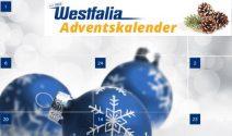 Täglich tolle Adventspreise bei Westfalia gewinnen