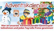 Tolle Preise beim Müller Adventskalender gewinnen