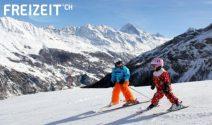 10 x 2 Evolène Ski Tageskarte gewinnen