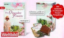 10 x Die Oleanderfrauen Set gewinnen
