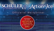 4 x 2 Art on Ice Tickets gewinnen