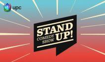 5 x 2 Stand Up Comedy Show Tickets gewinnen