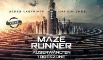 5 x Maze Runner Goodie Sets gewinnen