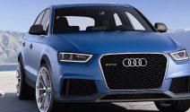 Audi Q3 im Wert von ca. CHF 60'000.- gewinnen