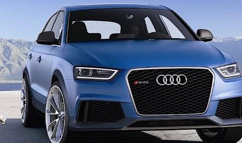 Audi Q3 Gewinnen