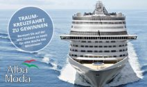 Luxus Mittelmeer Kreuzfahrt zu zweit gewinnen