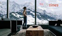 Luxus Wochenende im Berner Oberland für zwei gewinnen