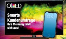 Oled 4K TV, iPhone X oder Lipo Gutscheine gewinnen