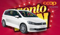 VW Touran Highline und vieles mehr gewinnen