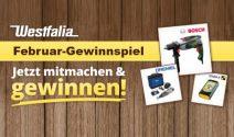Bosch Schlagbohrmaschine, Multifunktionswerkzeug oder Entfernungsmesser gewinnen