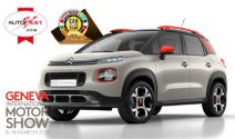 Citroën C3 Aircross Compact SUV inkl. Auto Salon Tickets gewinnen