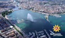 Ferien in Genf und Neuchâtel gewinnen