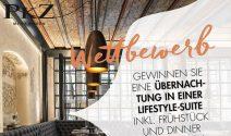 Luxus Übernachtung in Zürich inkl. Frühstück und Dinner gewinnen