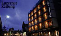 Luxus Wochenende in den Berner Alpen für zwei gewinnen