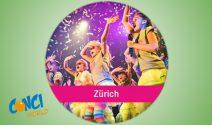 Schwiizergoofe Tickets für das Konzert in Zürich gewinnen