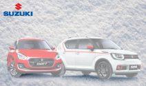 Suzuki Probefahrt gratis buchen