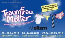 10 x 2 Traumfrau Mutter Tickets im Wert von CHF 1'000.- gewinnen