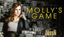 2 x Molly's Game Tickets gewinnen