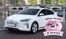 Hyundai IONIQ electric gewinnen