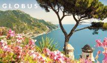 Luxus Wochenende für zwei in Italien inkl. Flug gewinnen