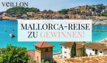 Mallorca Reise oder CHF 1'000.- Bargeld gewinnen