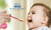 Nestlé Baby Cereals inkl. Coop Gutschein gratis erhalten