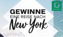 New York Ferien zu zweit gewinnen