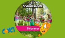 Schwiizergoofe SingCamp Platz gewinnen