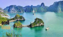 Vietnam Reise für zwei gewinnen