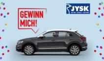VW T-Roc Style im Wert von ca. CHF 30'000.- gewinnen