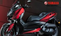 Yamaha XMax 125 gewinnen