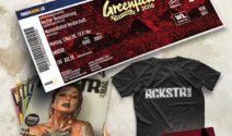 Greenfield Package mit 3-Tagespass inkl. RCKSTR Membership gewinnen