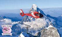 Matterhorn Rundflug zu zweit gewinnen