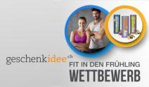 Personal Training sowie Fitness Müeslis und mehr gewinnen